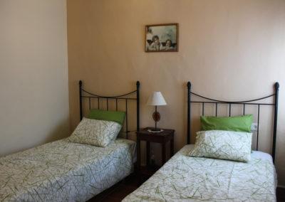 G49 - Soveværelse med to enkeltsenge.