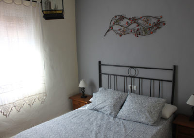 G49 - Soveværelse med dobbeltseng.