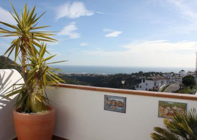 B14 - Fantastisk udsigt til Middelhavet.