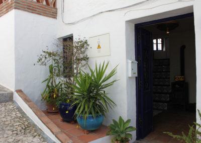 R10 - Indgangen fra Calle Almona