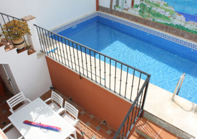 R356 - Privat pool.
