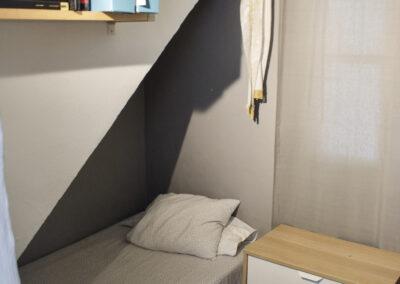R357 - Mindre soveværelse nede.