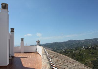 B333 - Terrasse og udsigt.