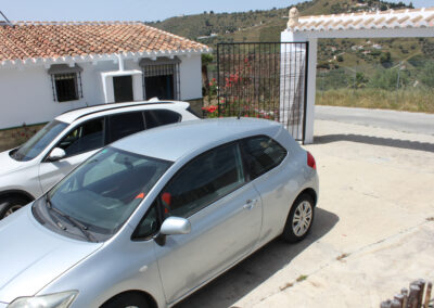 G54 - Privat parkering til 2 biler