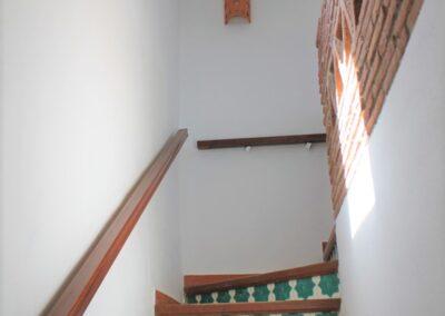 G19 - Invendig trappe