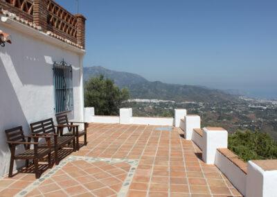 G19 - Terrasse foran huset