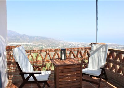 G19 - Nyd den fantastiske udsigt fra forreste terrasse